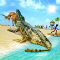 愤怒鳄鱼模拟器鳄鱼攻击