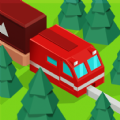 火車連接鐵路