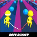 人類纖繩奔跑