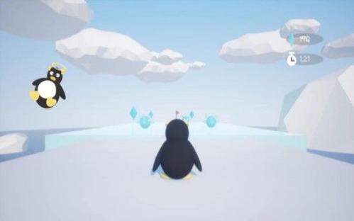 企鹅题材的游戏