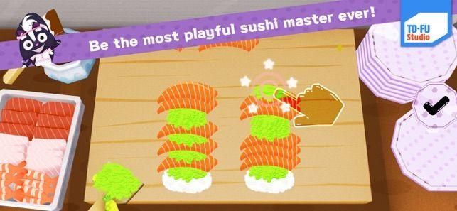 类似嗨寿司抽手机游戏