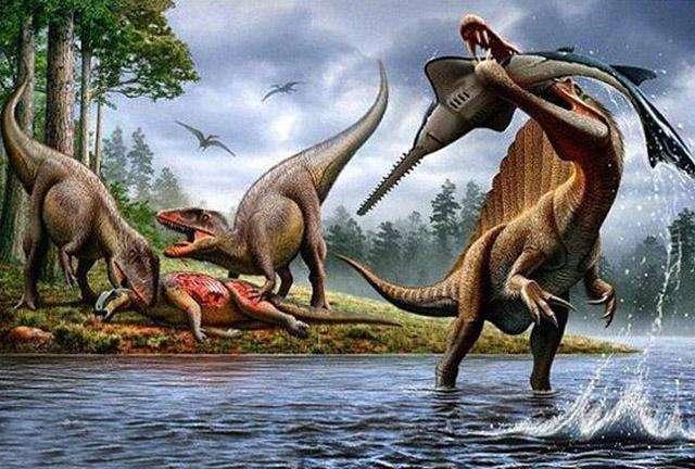 模擬恐龍游戲