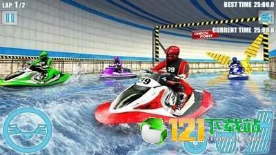 水上摩托艇竞赛3D图3