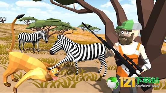 像素狩猎模拟器图3