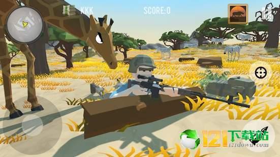 像素狩猎模拟器图2