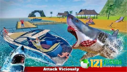 烈鲨袭击图3