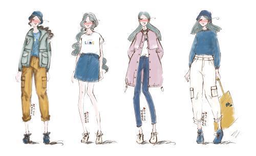 学习服装设计的app合集