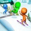 滑雪戰場對決