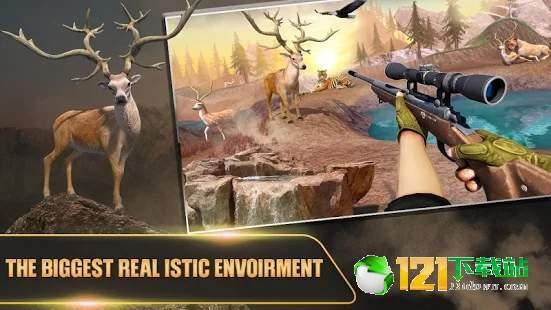 猎鹿野生动物射击图2