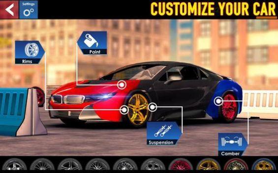 最新的赛车竞速游戏