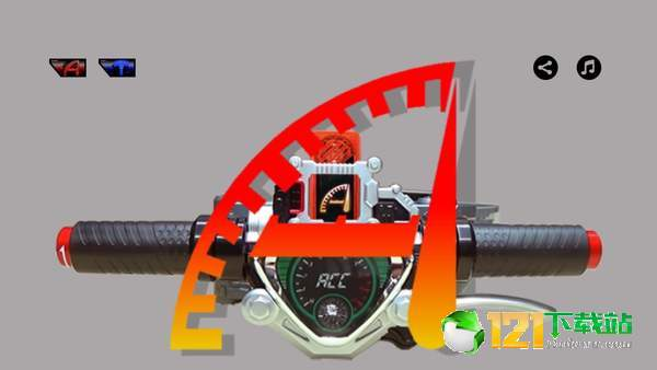 假面骑士Accel模拟器图2