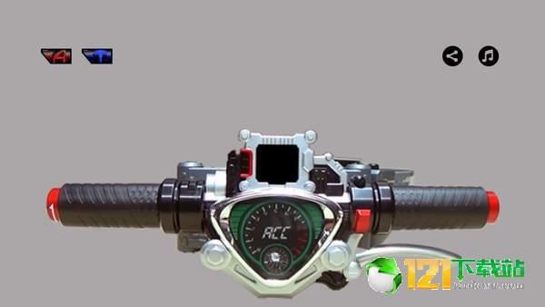 假面骑士Accel模拟器图3