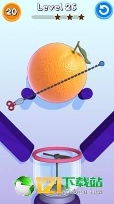 水果削削乐图1