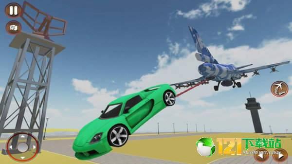 风筝汽车模拟图3