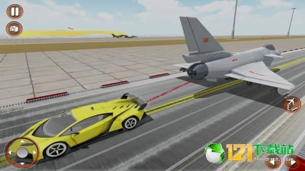 风筝汽车模拟图2