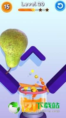 水果削削乐图2