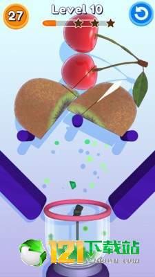 水果削削乐图3