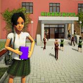 高中女孩生活模拟器2020