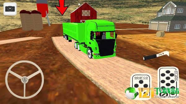 丰收运输模拟器图1