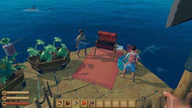 有趣好玩的海上游戏合集