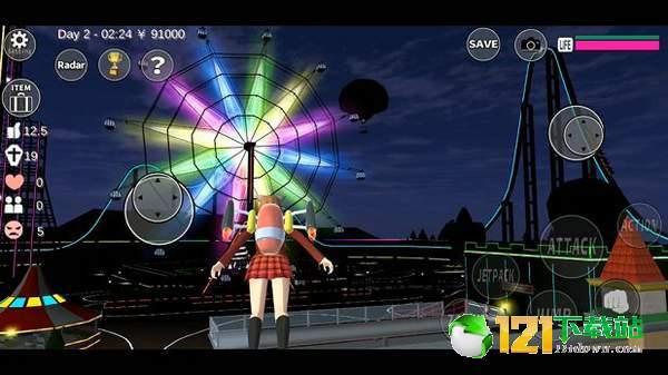 樱花校园模拟器女王服装版图3