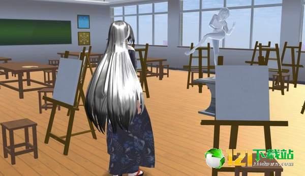 樱花校园模拟器萝莉塔联机版图1