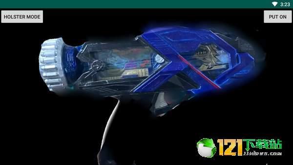 假面骑士掰骑狂暴加特林模拟器图2