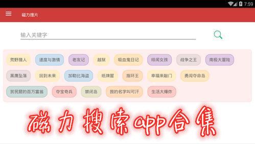 搜索app合集