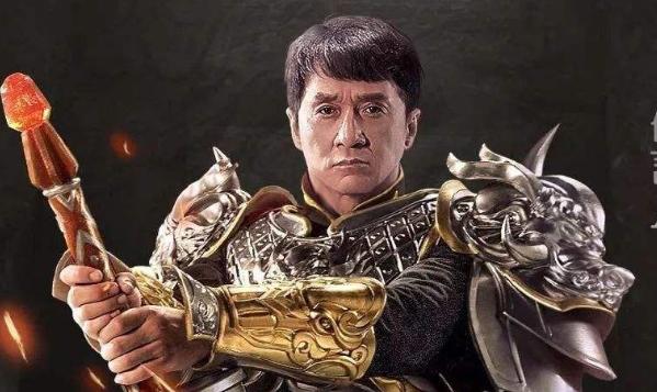 成龙代言王城霸主