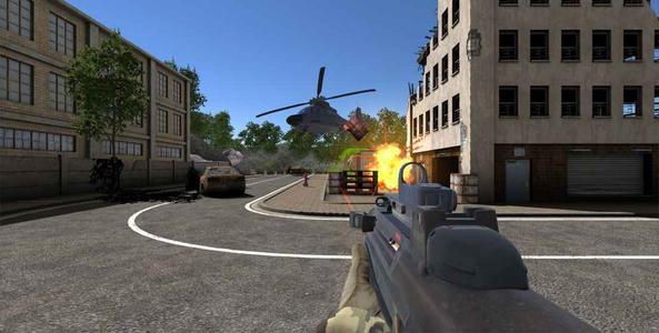 FPS射击游戏合集