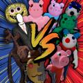 小猪佩奇大战警笛头 v1.0