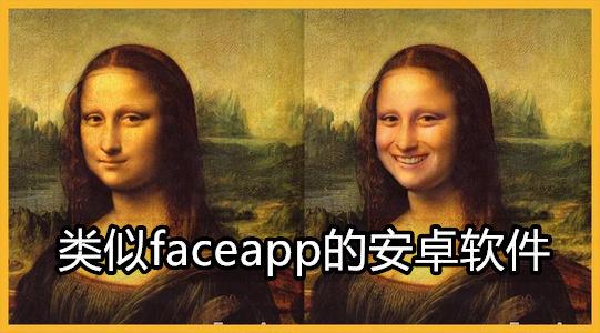 类似faceapp的安卓软件