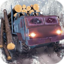 6x6木材卡车模拟器手机版