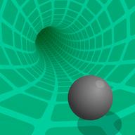 物理旋转球