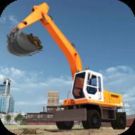专业挖掘机模拟器