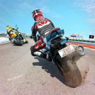摩托車競技比拼
