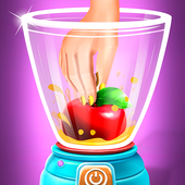 水果果汁店3D