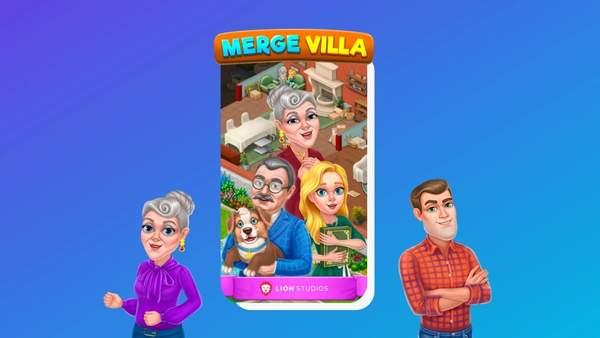 Merge Villa