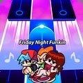 周五夜放克钢琴块