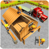木屋建造模擬器