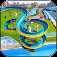 水滑梯冒險3D
