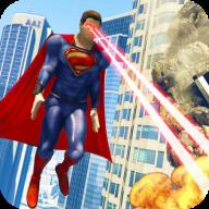 飛行超人模擬器 v1.0