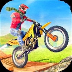 摩托車斜坡挑戰賽