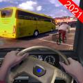 現代交通巴士模擬器3d