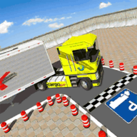 卡車停車模擬