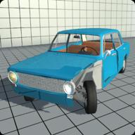 簡單車禍物理模擬器