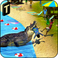 鱷魚生存模擬器 v1.0