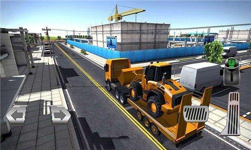 欧洲卡车拉货王图1