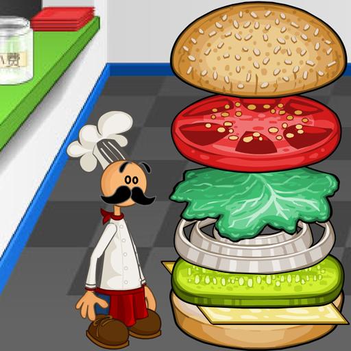 老爹汉堡店