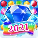 寶石比賽拼圖之星2021
